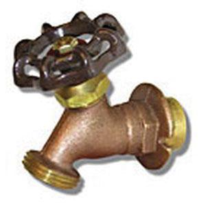 Matco-Norca™ 206T03 Brass Sillcock, 1/2 in x 3/4 in, FIP x Hose