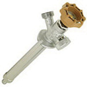 Matco-Norca™ 212004 Brass Anti-Siphon Frost Free Sillcock, 4 in, 1/2 in IPS x 1/2 in Sweat
