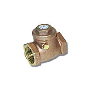 Matco-Norca™ 521T Cast Brass Swing Check Valve, IPS, 200 psi