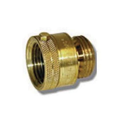 Matco-Norca™ 646AS4 Brass Hose Bibb Vacuum Breaker, 3/4 in, Garden Hose Threaded