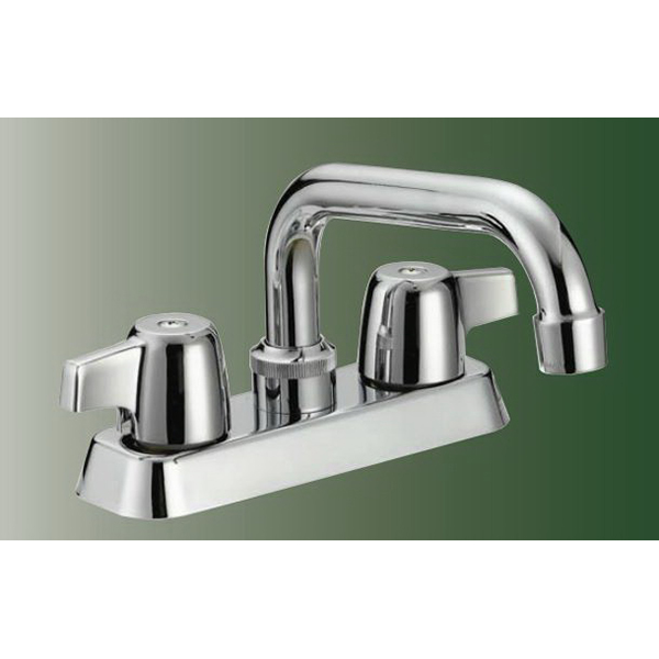 Matco-Norca™ CL-386CA Chrome Wing Handle Laundry Faucet, 1/2-14, NPSM