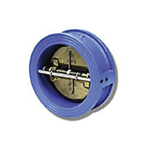 Matco-Norca™ CVC Epoxy Coated Ductile Iron Double Disc Check Valve, Wafer, 300 psi, 1/CT