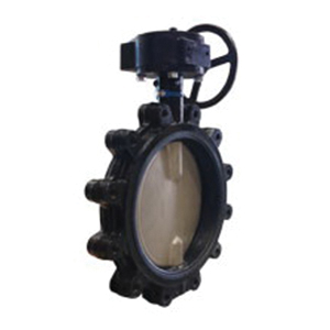Milwaukee Valve Ultra-Pure™ ML333E Lead Free Ductile Iron Butterfly Valve, Lug, 200 psi, 0 - 180 deg F