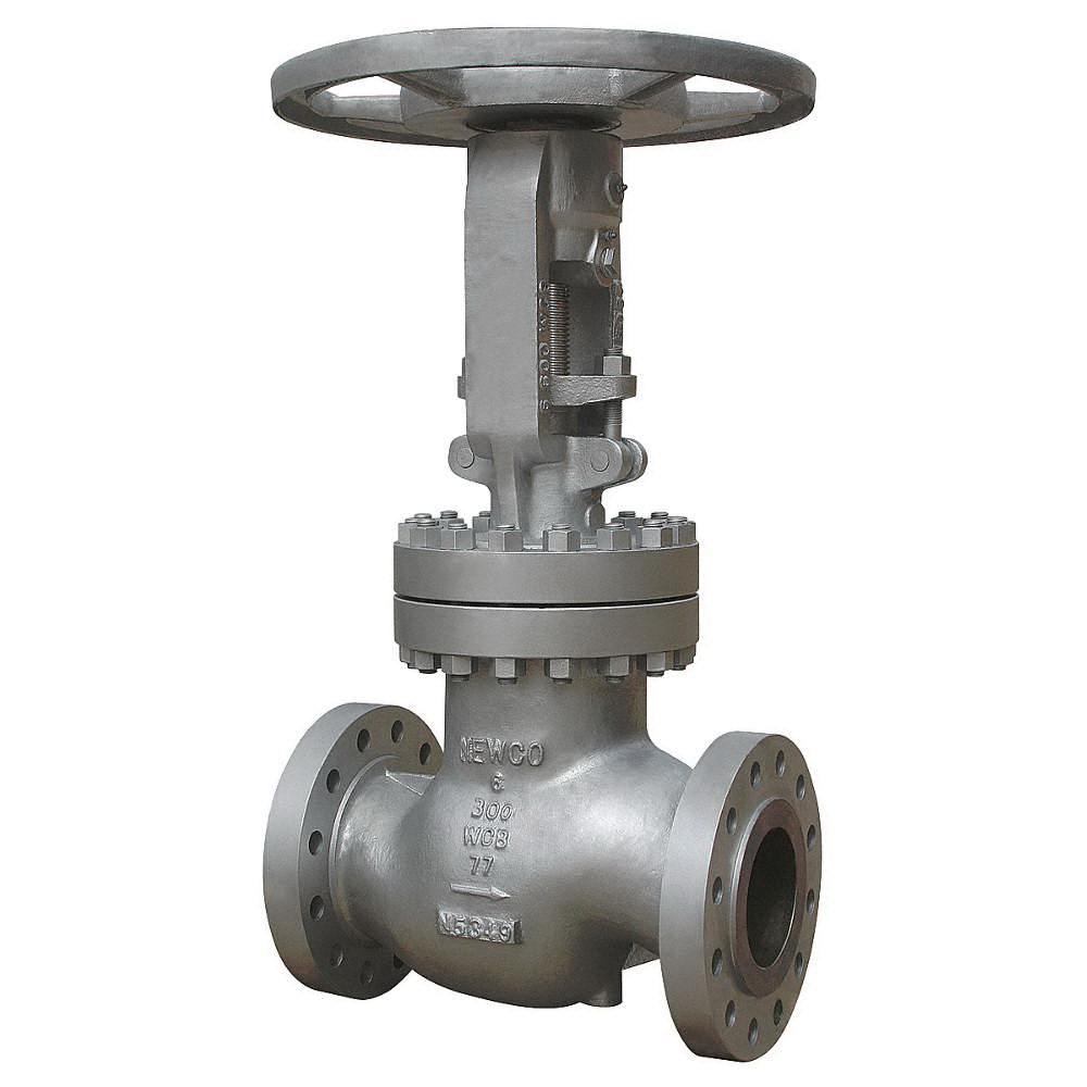 NEWCO® Cast Carbon Steel Globe Valve, Flanged, Class 300, -20 to 800 deg F