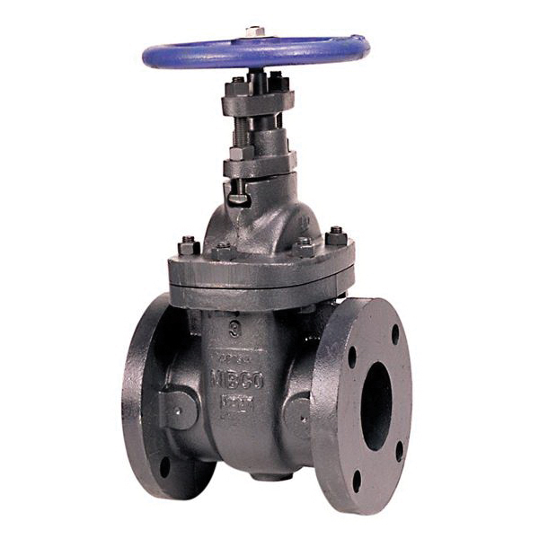 Nibco® Cast Iron Non-Rising Stem Gate Valve, Flanged, 200 psi, 450 deg F