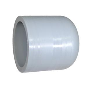 Niron 27NCC16011M Gray PP-RCT End Cap, 6 in, Long Spigot