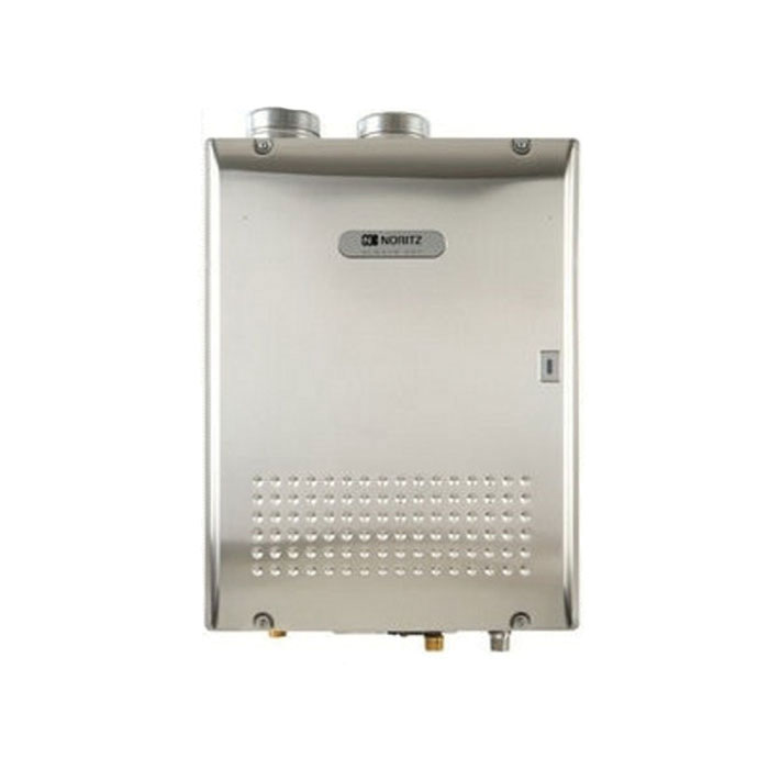 Noritz® NCC1991-DV-NG Stainless Steel Wall Mount Condensing Tankless Natural Gas Water Heater, 213 W, 3/4 in