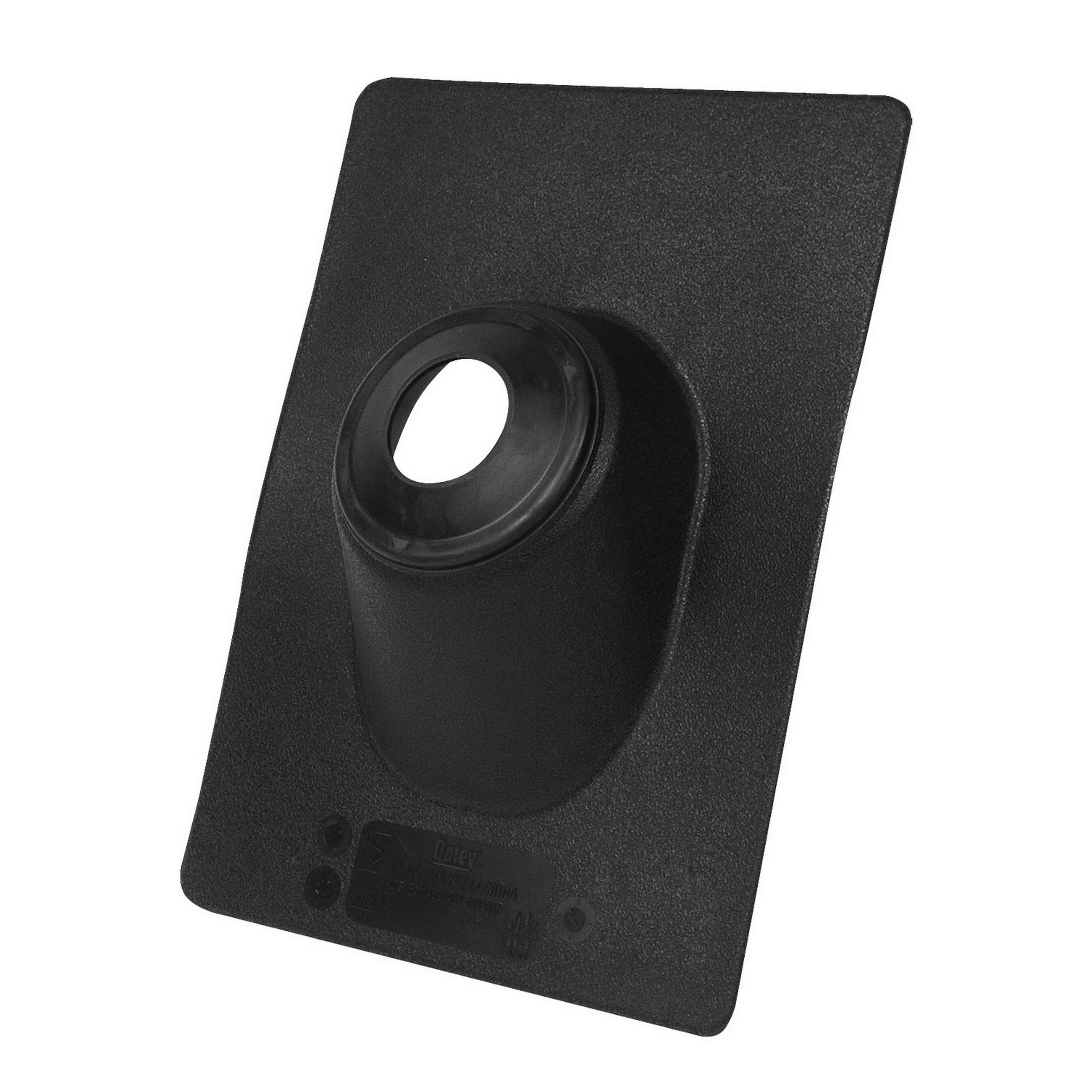 Oatey® No-Calk® 11909 Black Thermoplastic Base Roof Flashing, 2 in