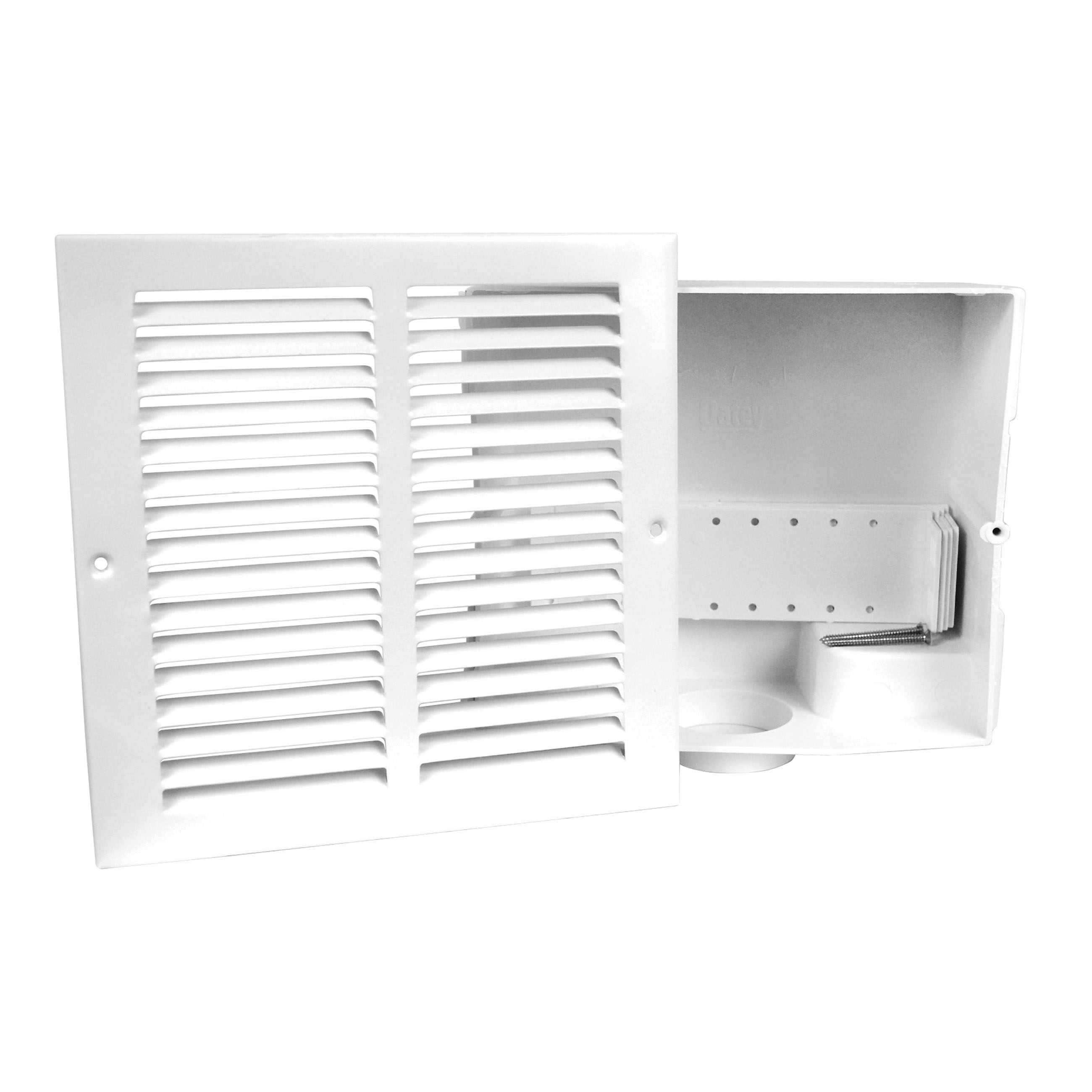 Oatey® SURE-VENT® 39010 High Impact Polystyrene Air Admittance Valve Wall Box
