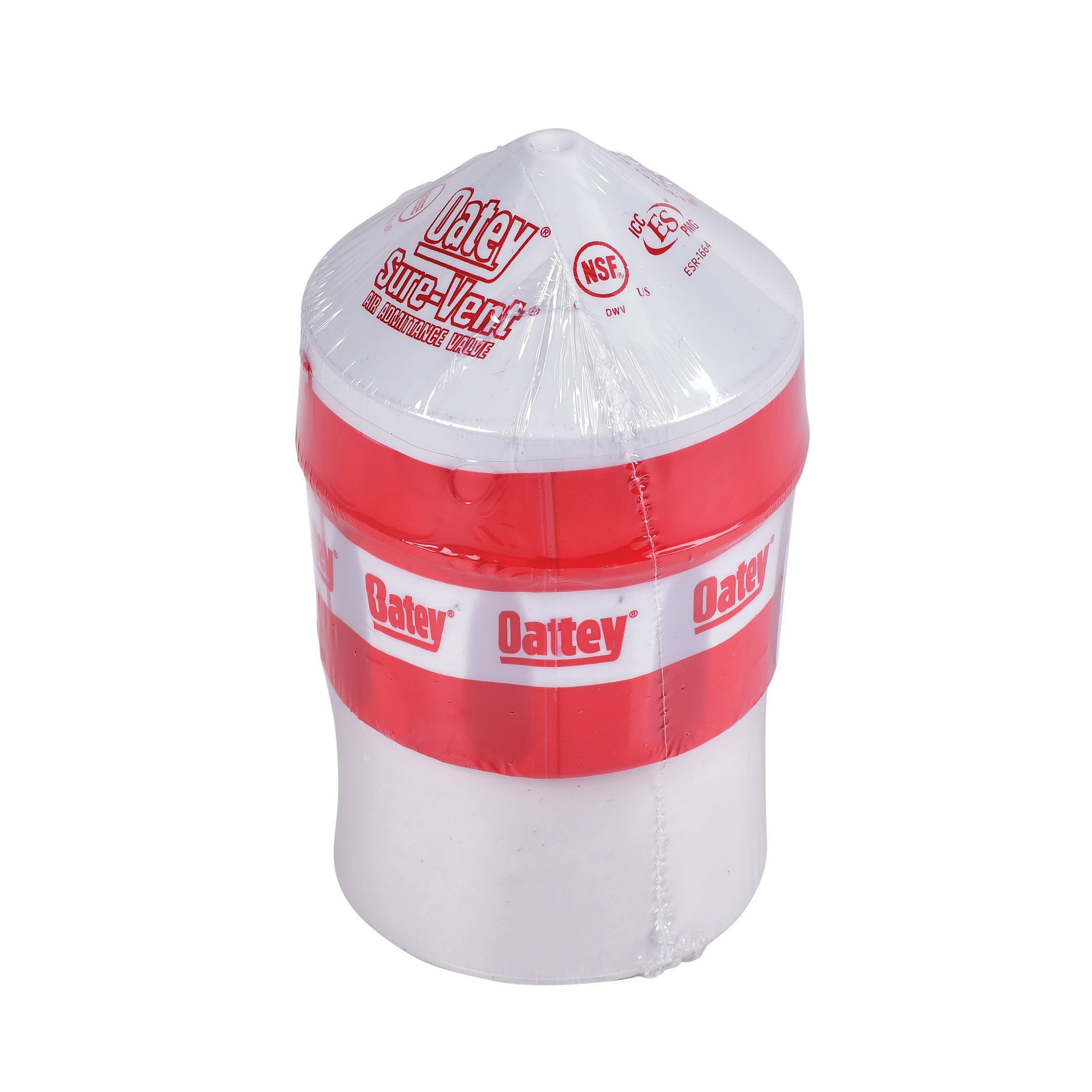 Oatey® SURE-VENT® 39220 PVC SCH 40 Air Admittance Valve with Adapter, 2 in, NPT