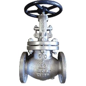 Ohio Valve CS150GL Carbon Steel Globe Valve, Flanged, 285 psi, -29 to 425 deg C