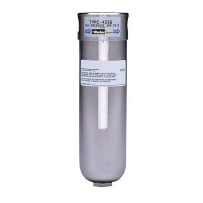 Parker® Balston 33S6 Stainless Steel Sample Filter
