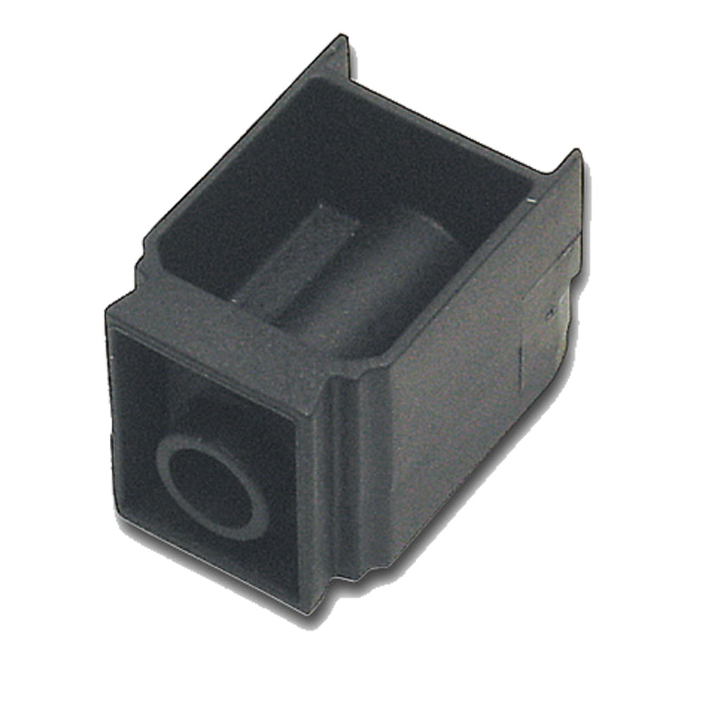 Parker® Transair® 6697 00 03 Polyamide with Fiberglass Pipe Fixing Clip Spacer, 1/2 - 2-1/2 in
