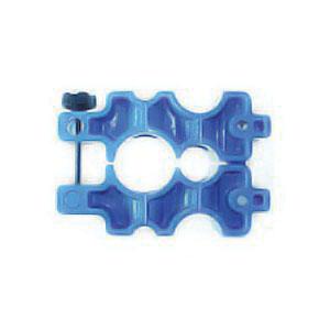 Parker® Transair® 6698 01 03 Drilling Jig, 220 mm L