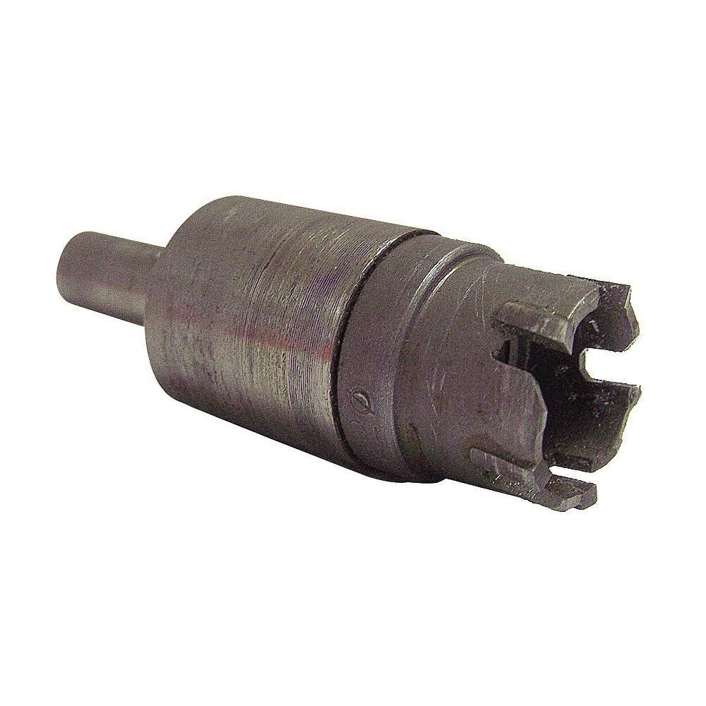 Parker® Transair® 6698 02 01 Silver Steel Drill Bit, 7/8 in, 2-3/4 in L