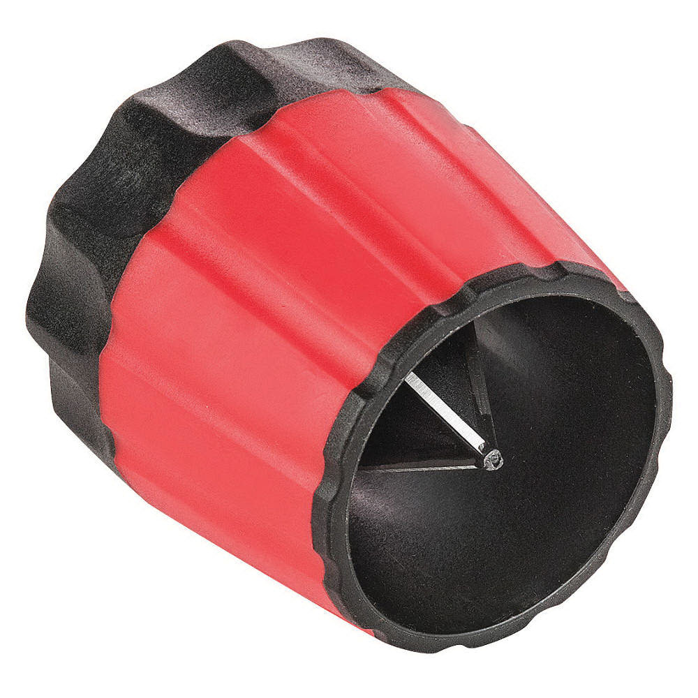 Parker® Transair® 6698 04 01 Red Plastic Chamfering Tool, 1/2 - 1-1/2 in OD