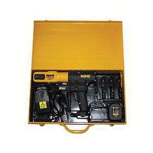 Parker® EW01 00 02 Crimping Tool Kit, 3 - 6 in Pipe OD