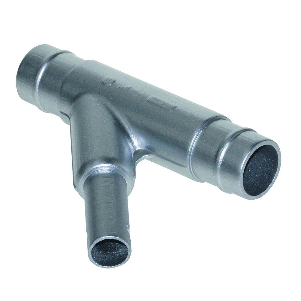 Parker® Transair® RA26 L1 40RA26 L1 40 Aluminum Cast 45 deg Pipe Reducing Wye, 3 in x 1-1/2 in