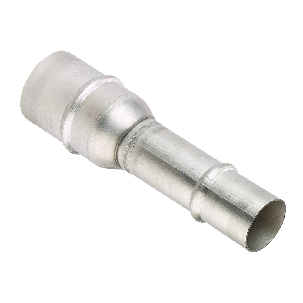 Parker® Transair® RX64 L3 63 304 Stainless Steel Lightweight Inline Reducer, 4 in x 2-1/2 in, Plug-In