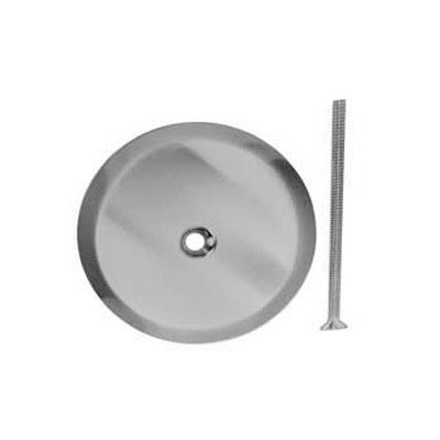 PASCO 1840 Polished Stainless Steel Cleanout Cover Plate, 3 in