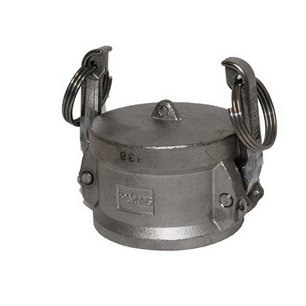 Perlick® 304 Stainless Steel Cam and Groove Dust Cap