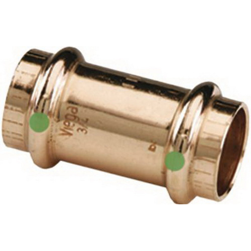 ProPress® Copper Coupling with Stop, Press