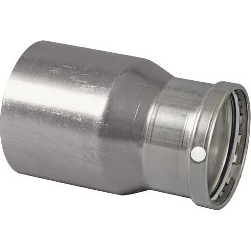 ProPress® XL 85237 304 Stainless Steel Reducer, 2-1/2 in x 2 in, Street Fitting x Press