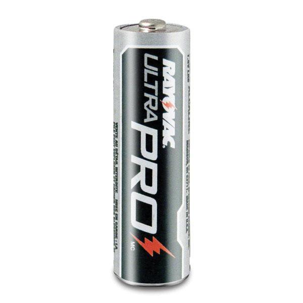 Rayovac® UltraPro™ ALAA-24 Industrial Grade Alkaline Battery, AA, 1.5 V, 2750 mAh