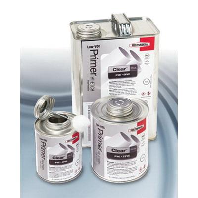 RectorSeal® 55972 Primer, 1 pt Can, Clear