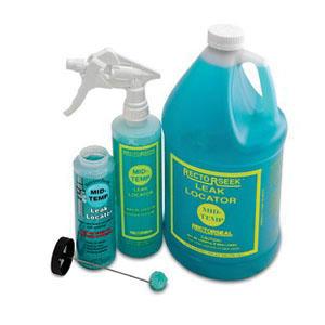 RectorSeal® RectorSeek™ 60554 Leak Locator, 8 oz Dauber Top, Blue