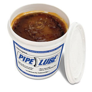 RectorSeal® 97700 All Purpose Pipe Lube, 2 lb, Amber