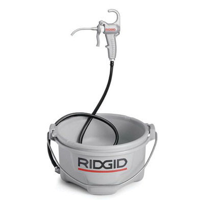 RIDGID® 10883 All Weather Pipe Threading Oiler, 1 gal Chip Pan