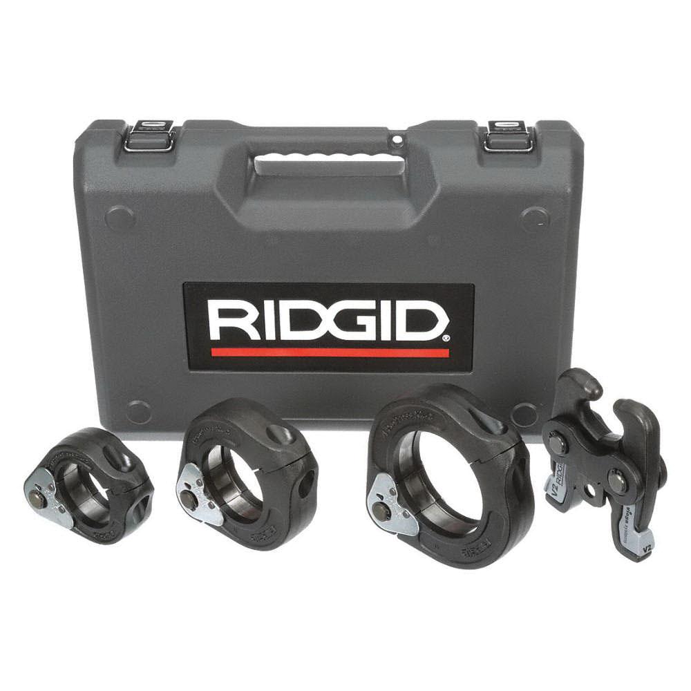 RIDGID® 20483 Ring Kit for CT400/320-E/RP 330-B/RP 330-C/RP 340 Standard Series Pressing Tools, 2-1/2 - 4 in