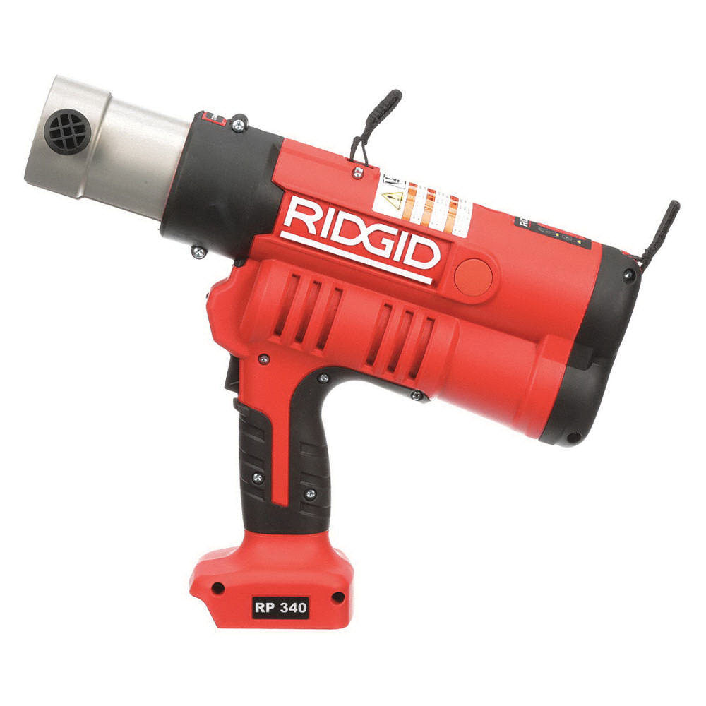 RIDGID® 44483 Press Tool, 1/2 - 4 in Copper and Stainless Steel, 1/2 - 2 in PEX, 7200 lb