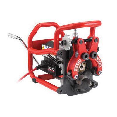 RIDGID® 49298 Steel Frame Portable Pipe Beveller, 4 - 12 in, 1.2 hp, 950 rpm