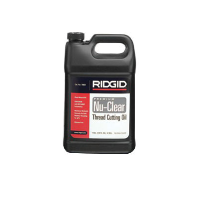 RIDGID® 70835 Threaded Cutting Oil, 1 gal Can, Yellow
