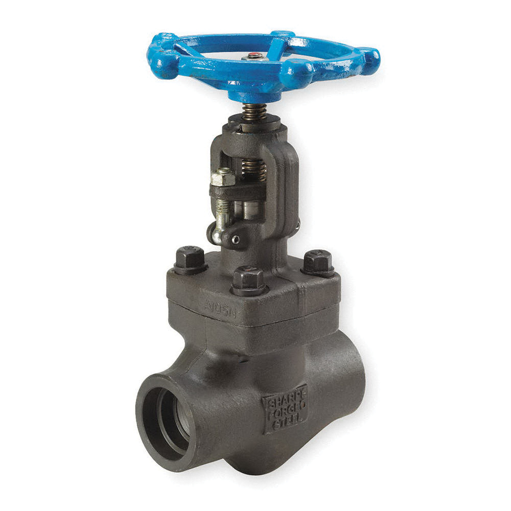 Sharpe® Series 44834 Forged Carbon Steel Globe Valve, Socket Weld, 1975 psi, 1000 deg F