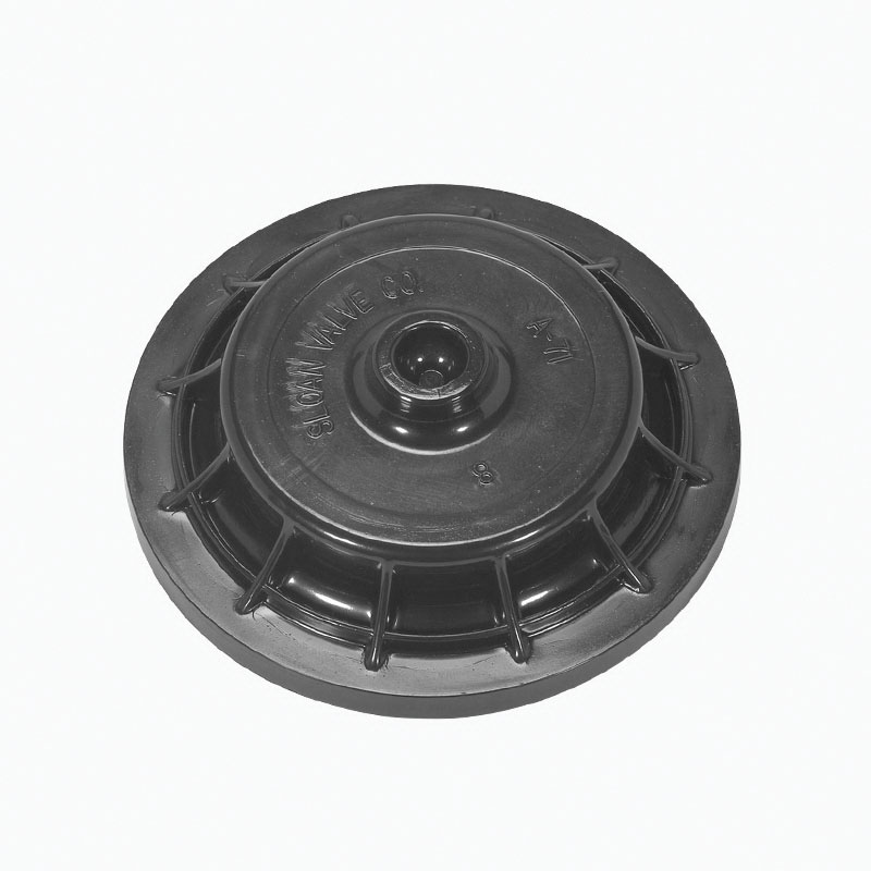 Sloan® 301168 Black Plastic Inside Cover for Regal and Optima Flush Valves