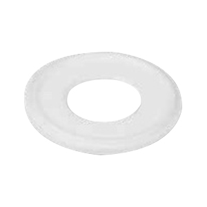 Smith-Cooper® White PTFE Sanitary Clamp Gasket