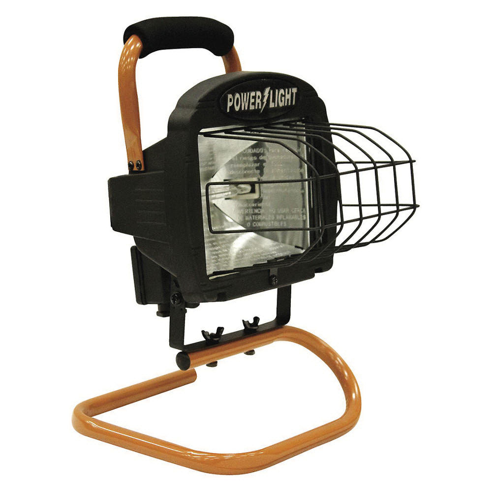 Southwire® L33SW Metal Guard Copper Corded Work Light, 16000 Lumens, 120 V