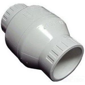 Spears® FlameGuard® S1520 CPVC Swing Check Valve, Socket, 150 psi Open, 75 psi Closed, 140 deg F