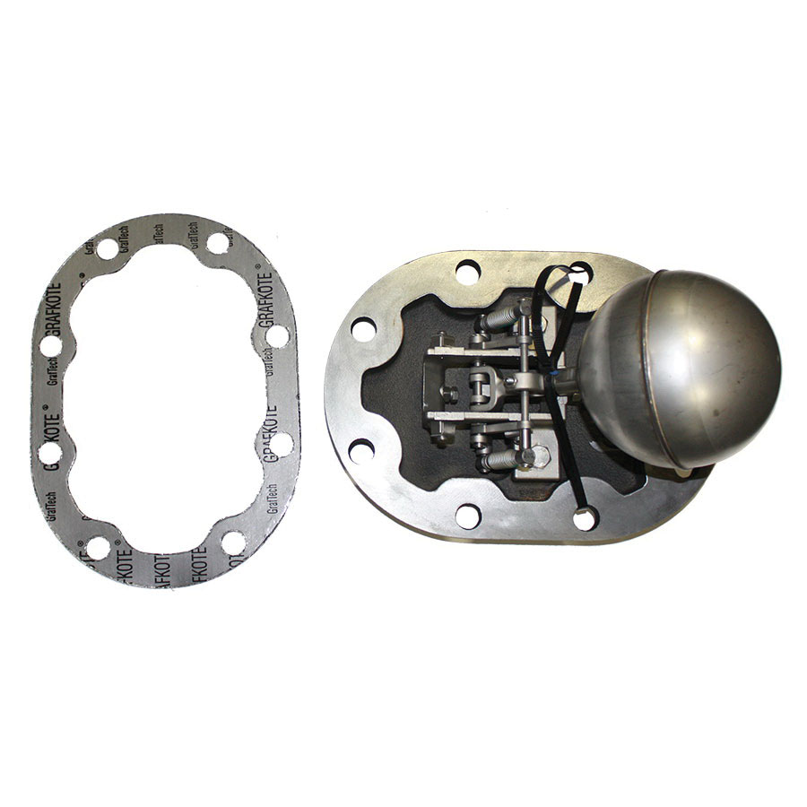 Spirax Sarco 66160 Cast Iron Cover and Complete Mechanism Assembly for PPEC 1 in Low Profile Pressure Powered Pump