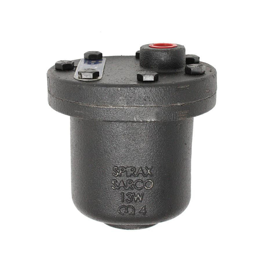 Spirax Sarco 69843 Brass Air Eliminator, 3/4 in x 3/8 in, 150 psig, Domestic