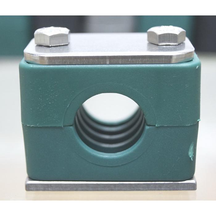 Stauff® 6060.3 Pipe Clamp, 2 in