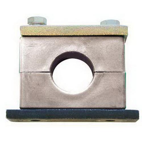 Stauff® 6060.3-AL Aluminum Pipe Clamp, 2 in