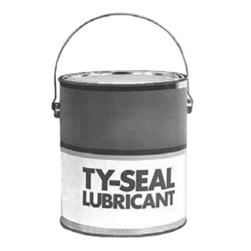Tyler Pipe Ty-Seal® 005117 Gasket Lubricant, 1 qt Can, Off white