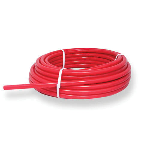 Uponor AquaPEX® F2040500 Red PEX Coiled Tube, 1/2 in x 100 ft