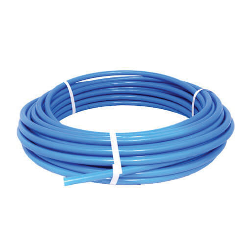 Uponor AquaPEX® F3040500 Blue PEX Coiled Tube, 1/2 in x 100 ft