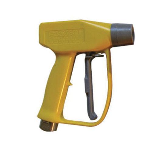 WaterBoss™ 300-1/2-LWS Yellow Stainless Steel Long Trigger Spray Gun, 1/2 in FNPT