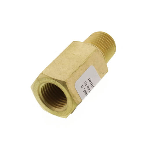 Winter SSN515 Brass Water Pressure Snubber, 1/4 in NPT